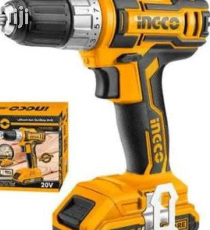 Heavy Duty Cordless Drill Ingco In Nairobi Central Electrical Tools Teresiah Mwangi Jiji Co Ke