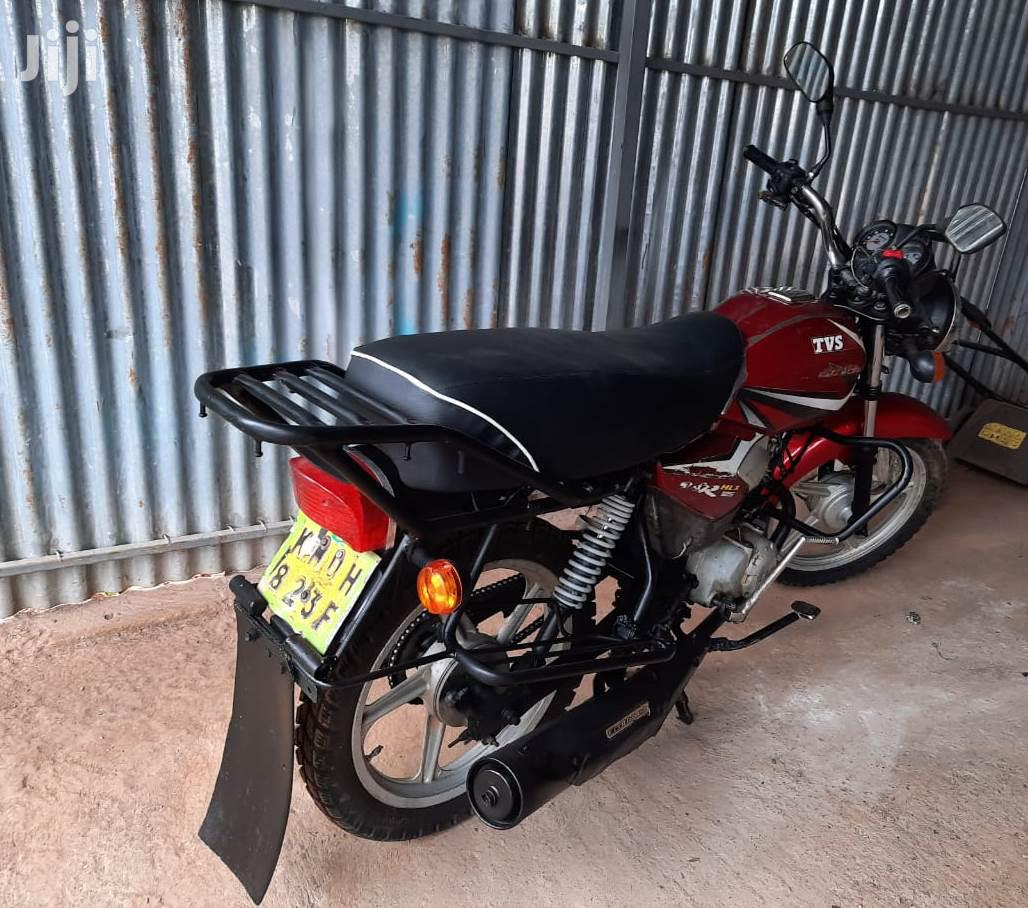 TVS Apache 180 RTR 2014 Red | Motorcycles & Scooters for sale in Karen, Nairobi, Kenya