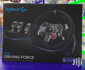 Logitech G29 Driving Force Racing Wheel With Pedals | Video Game Consoles for sale in Nairobi, Nairobi Central