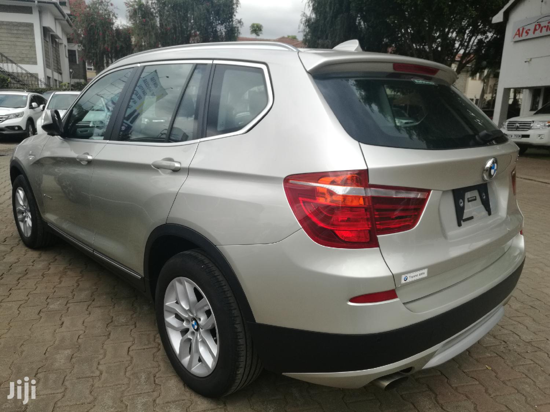 BMW X3 2013 Beige | Cars for sale in Lavington, Nairobi, Kenya