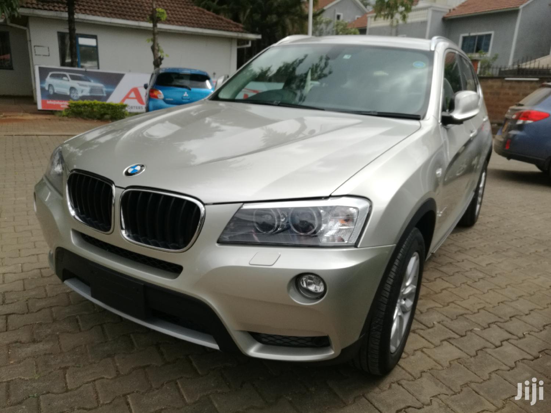 BMW X3 2013 Beige