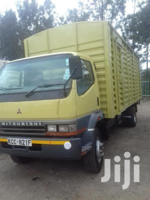 Mitsubishi FH Clean 2014 Yellow For Sale