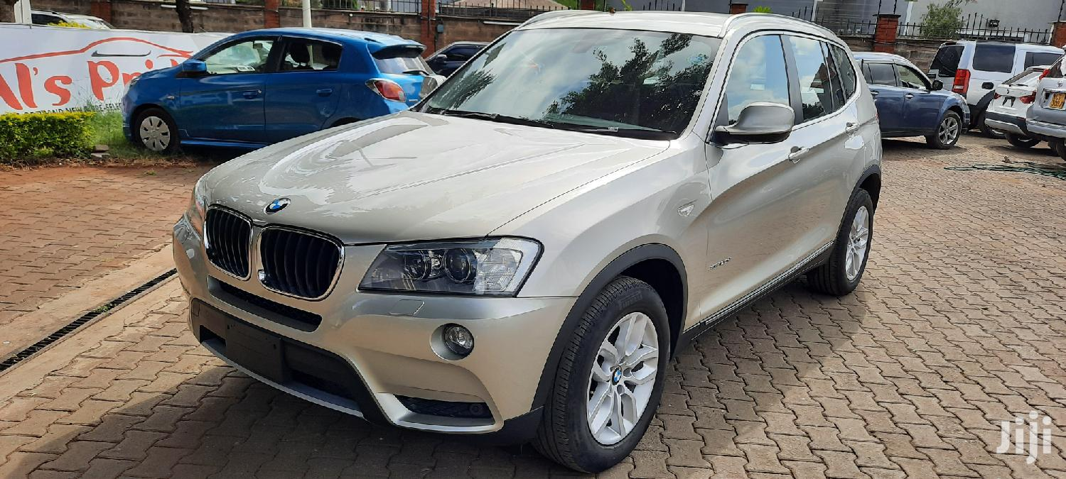 BMW X3 2013 Gold | Cars for sale in Lavington, Nairobi, Kenya