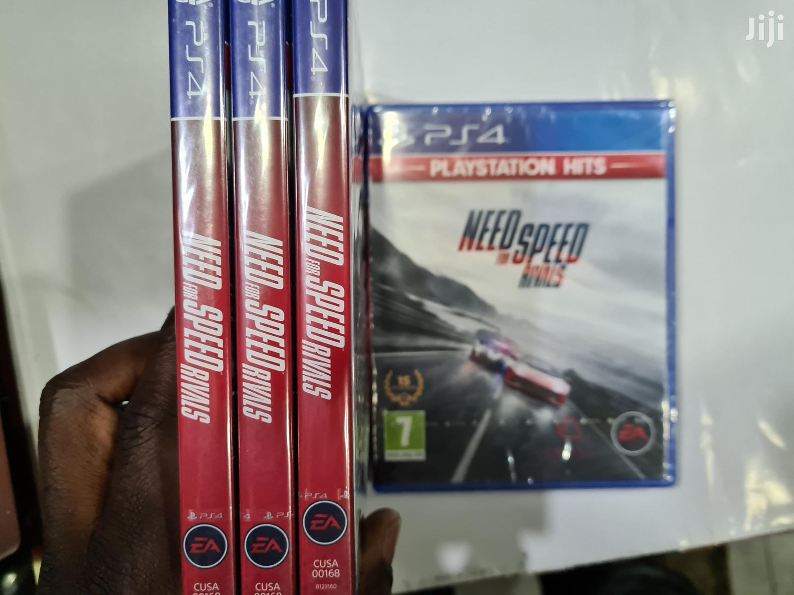 Need For Speed Rivals Nfs Ps4