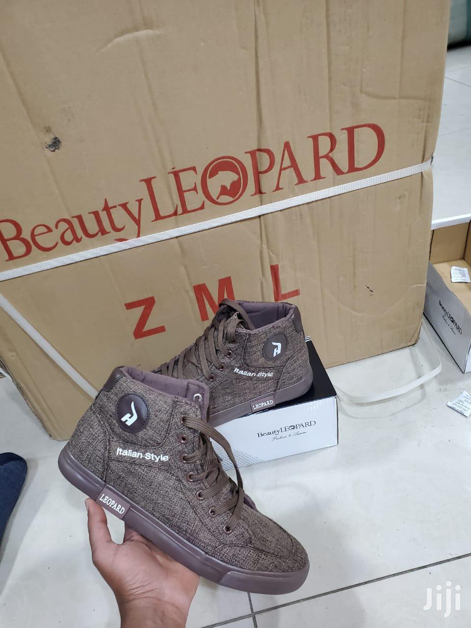 beauty leopard shoes