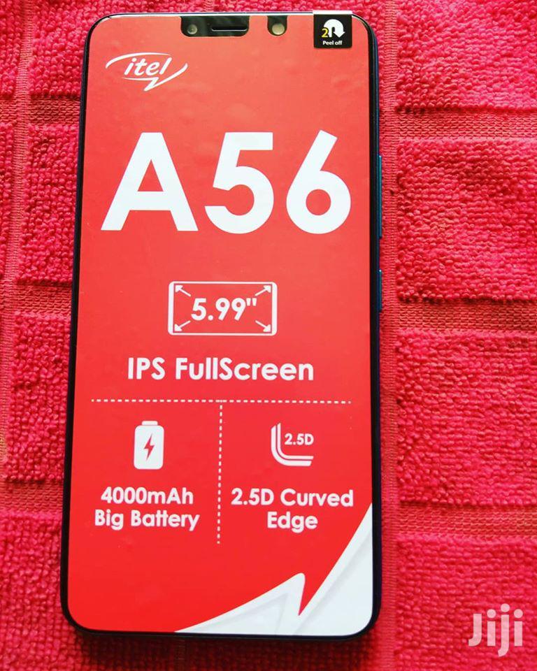New Itel A56 16 GB