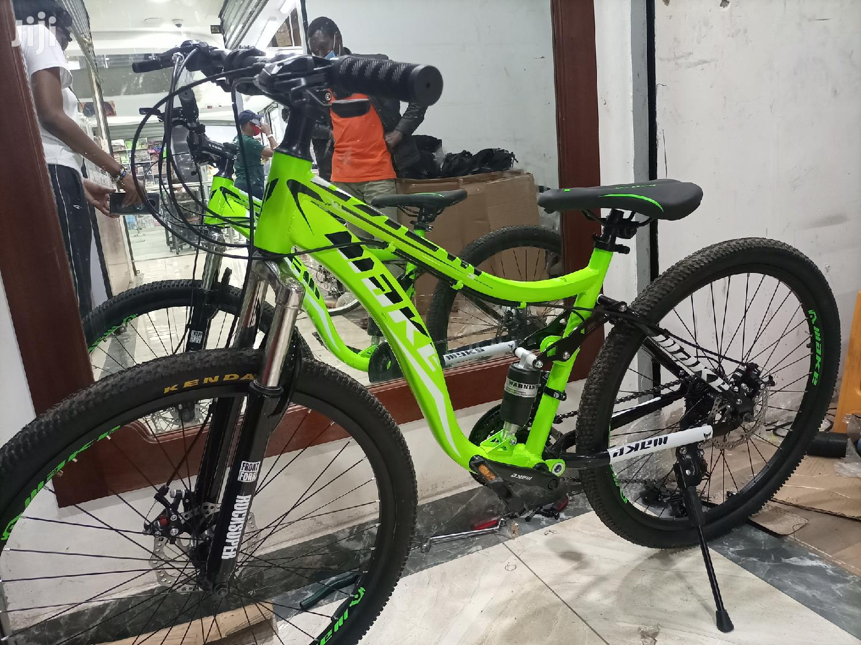 "Dual Shock Make 26"" Bike"