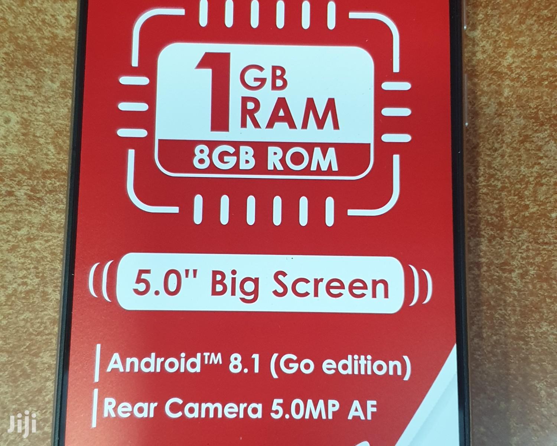 New Itel A16 Plus 8 GB Black