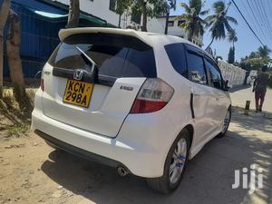 New Honda Fit 2010 White   Cars for sale in Mombasa, Mvita