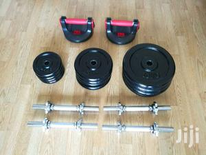 Quality New Gym Weights Plus Gym Equipment | Sports Equipment for sale in Nairobi, Nairobi Central