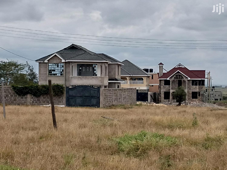 100×100 Plots In Acacia Kitengela