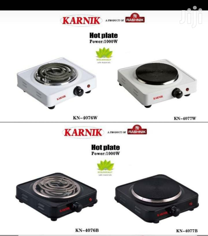 Rashnik Single Coil and Plate Electric Cooker