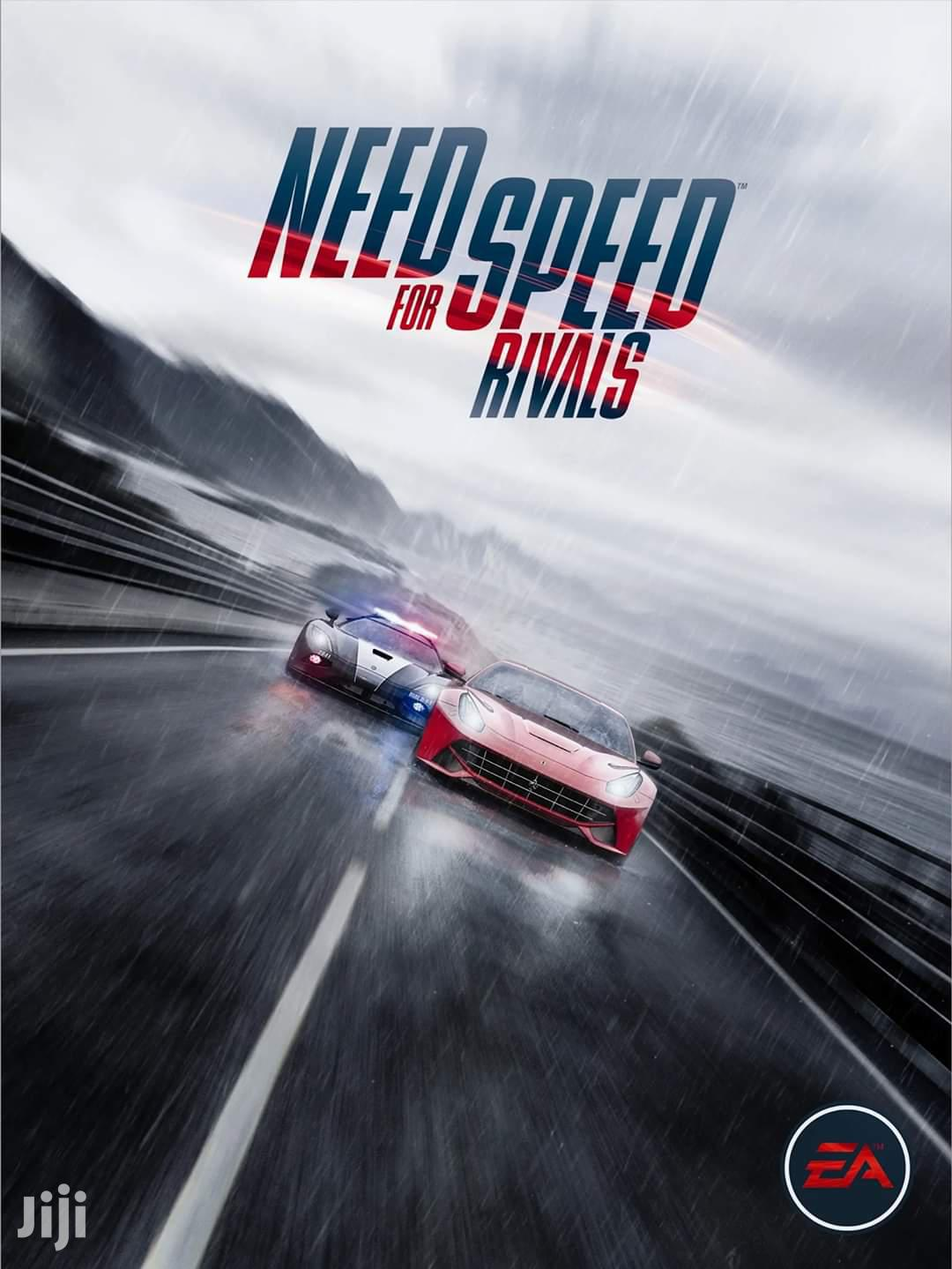 Need For Speed NFS RIVALS Laptop/Desktop Computer Game.