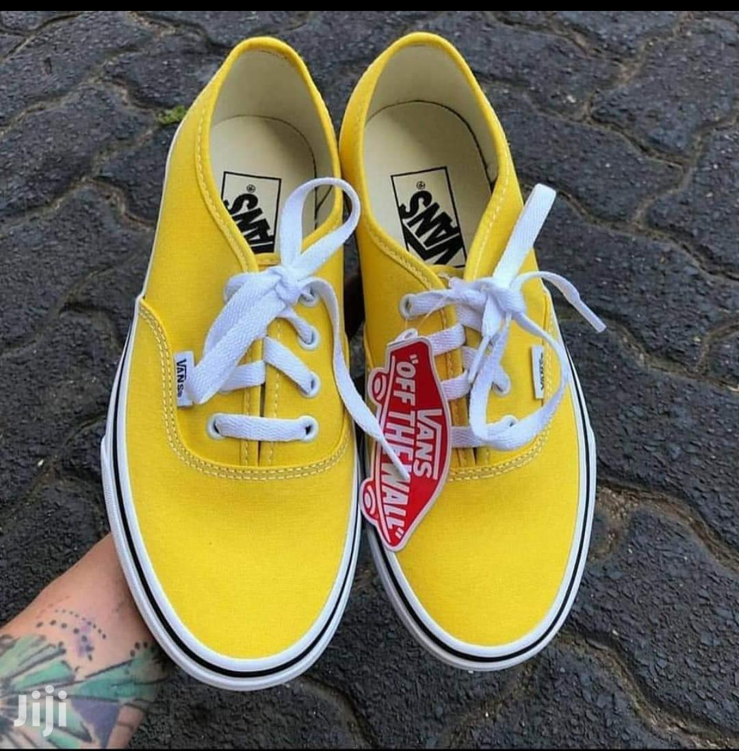 Archive: Off the Wall Vans Shoes
