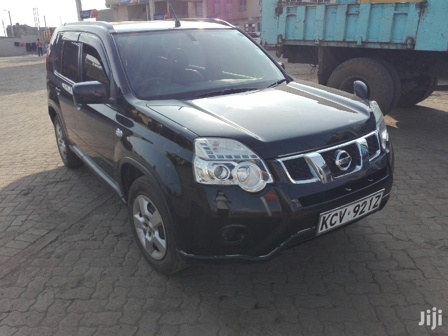 Nissan X-Trail 2014 Black