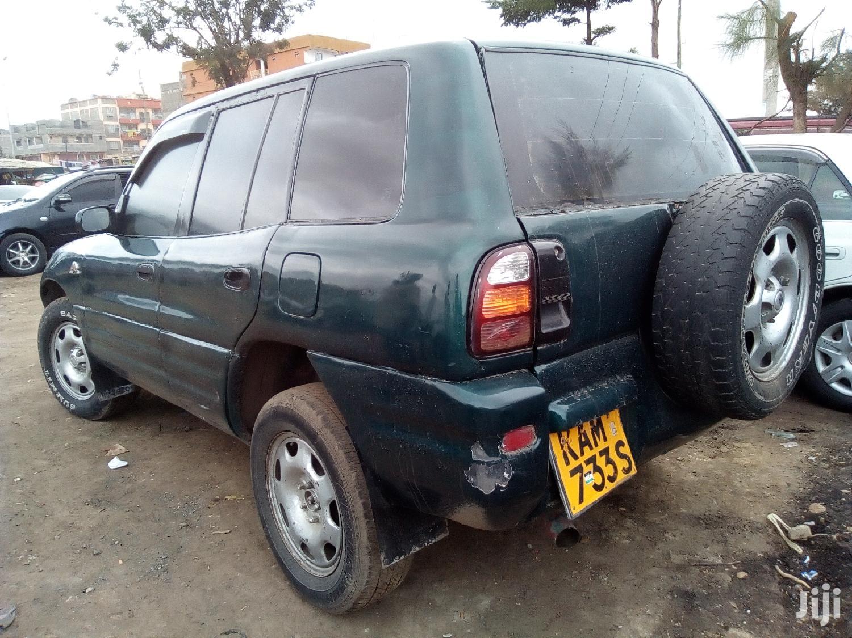 Archive: Toyota RAV4 1998 Cabriolet Green