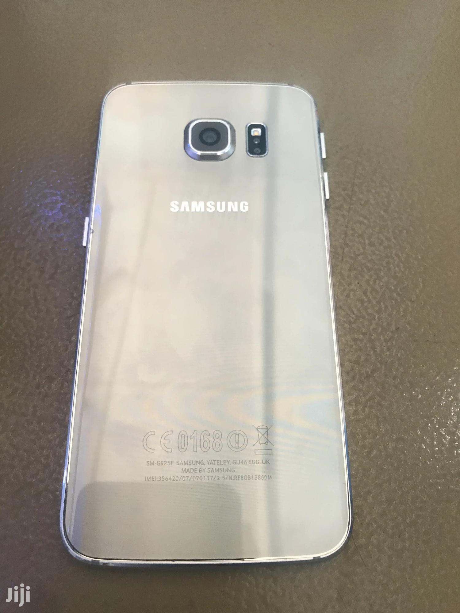 Archive: Samsung Galaxy S6 edge 32 GB Gold