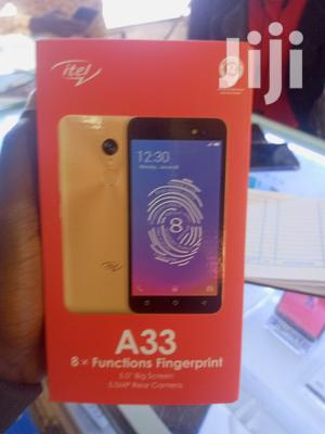 New Itel A33 8 GB   Mobile Phones for sale in Nairobi, Nairobi Central