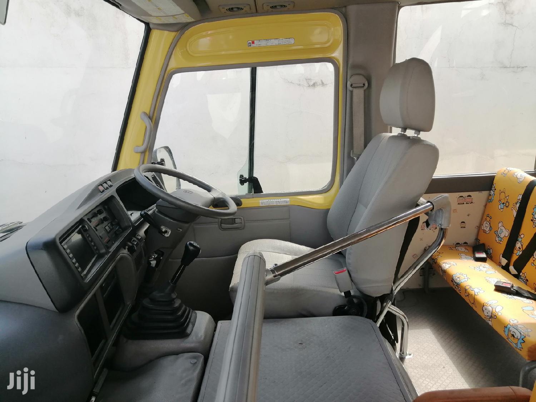 Toyota Coaster Bus 2014 Yellow For Sale   Buses & Microbuses for sale in Mvita, Mombasa, Kenya