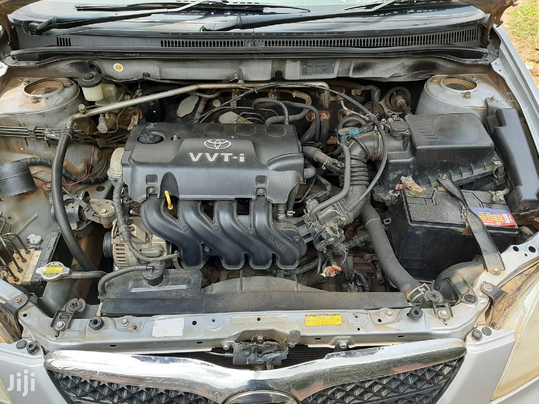 Archive: Toyota Run-X 2005 Silver