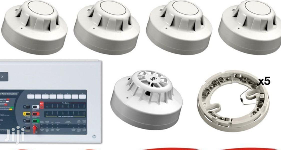 Conventional Smoke Detectors