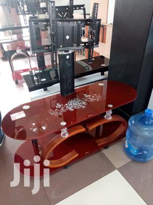 Brown TV Stand With Mount | Furniture for sale in Nairobi, Nairobi Central