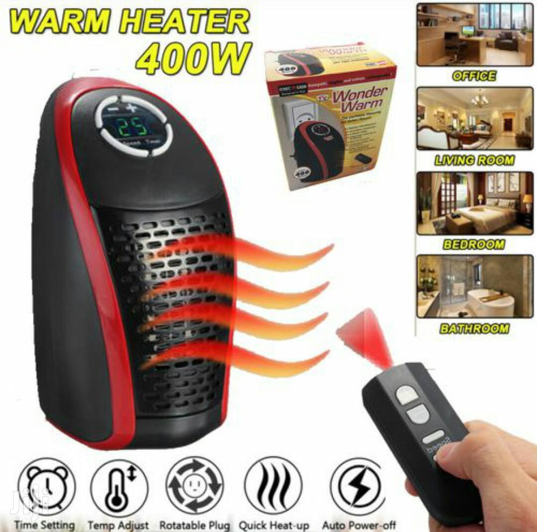 Mini Room Heater(Wonder Warm)
