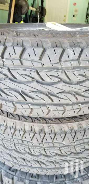 265/65/17 Kumho Tyre's Is Made In Korea
