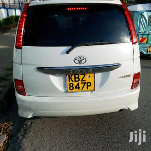 Toyota ISIS 2006 White   Cars for sale in Mombasa, Kisauni