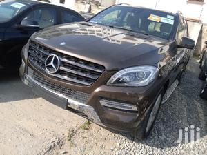 Mercedes-Benz M Class 2013 Brown | Cars for sale in Nyali, Ziwa la Ngombe