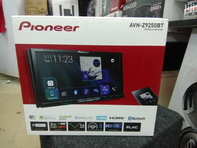 Pioneer Car Radio Avh- Z9250BT