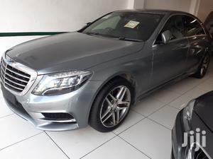 Mercedes-Benz S Class 2014 Gray | Cars for sale in Mombasa, Mvita