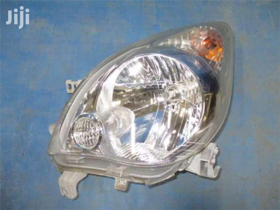 Daihatsu Mira Headlights
