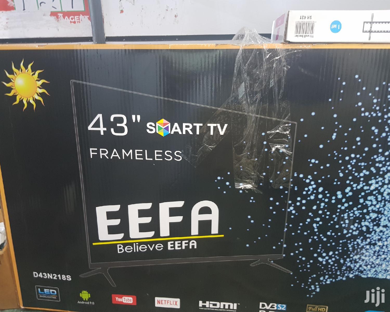 """EEFA Tv Smart 43"""" Frameless   TV & DVD Equipment for sale in Nairobi Central, Nairobi, Kenya"""