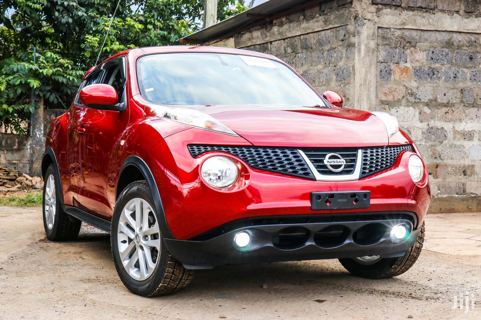 Nissan Juke 2013 Red | Cars for sale in Runda, Nairobi, Kenya