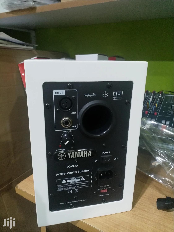 Yamaha Studio Monitors 5   Audio & Music Equipment for sale in Nairobi Central, Nairobi, Kenya