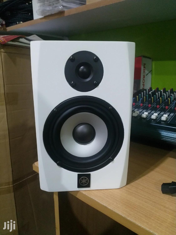 Yamaha Studio Monitors 5