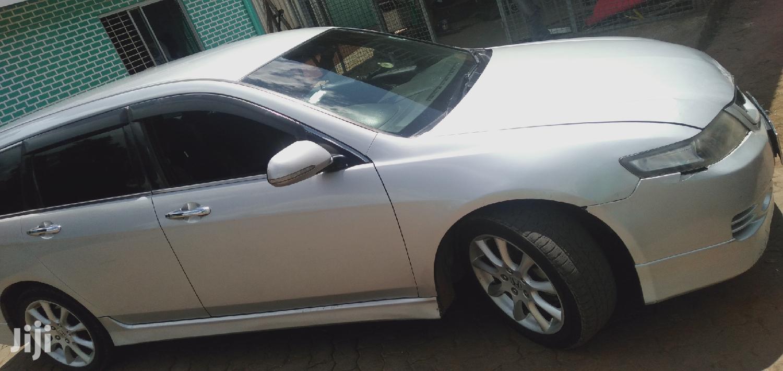Archive: Honda Accord 2007 2.4 Silver