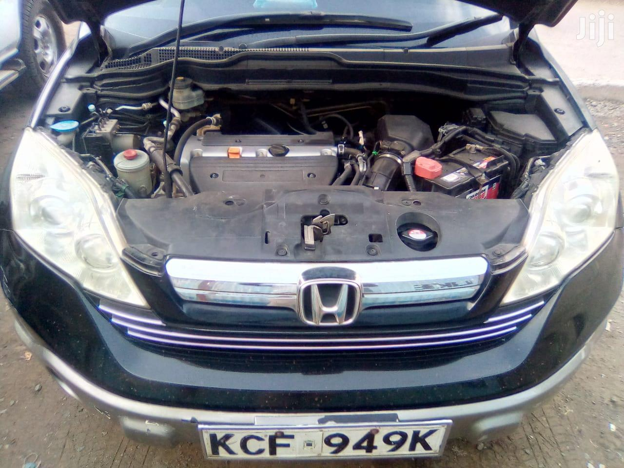 Archive: Honda CR-V 2008 Black