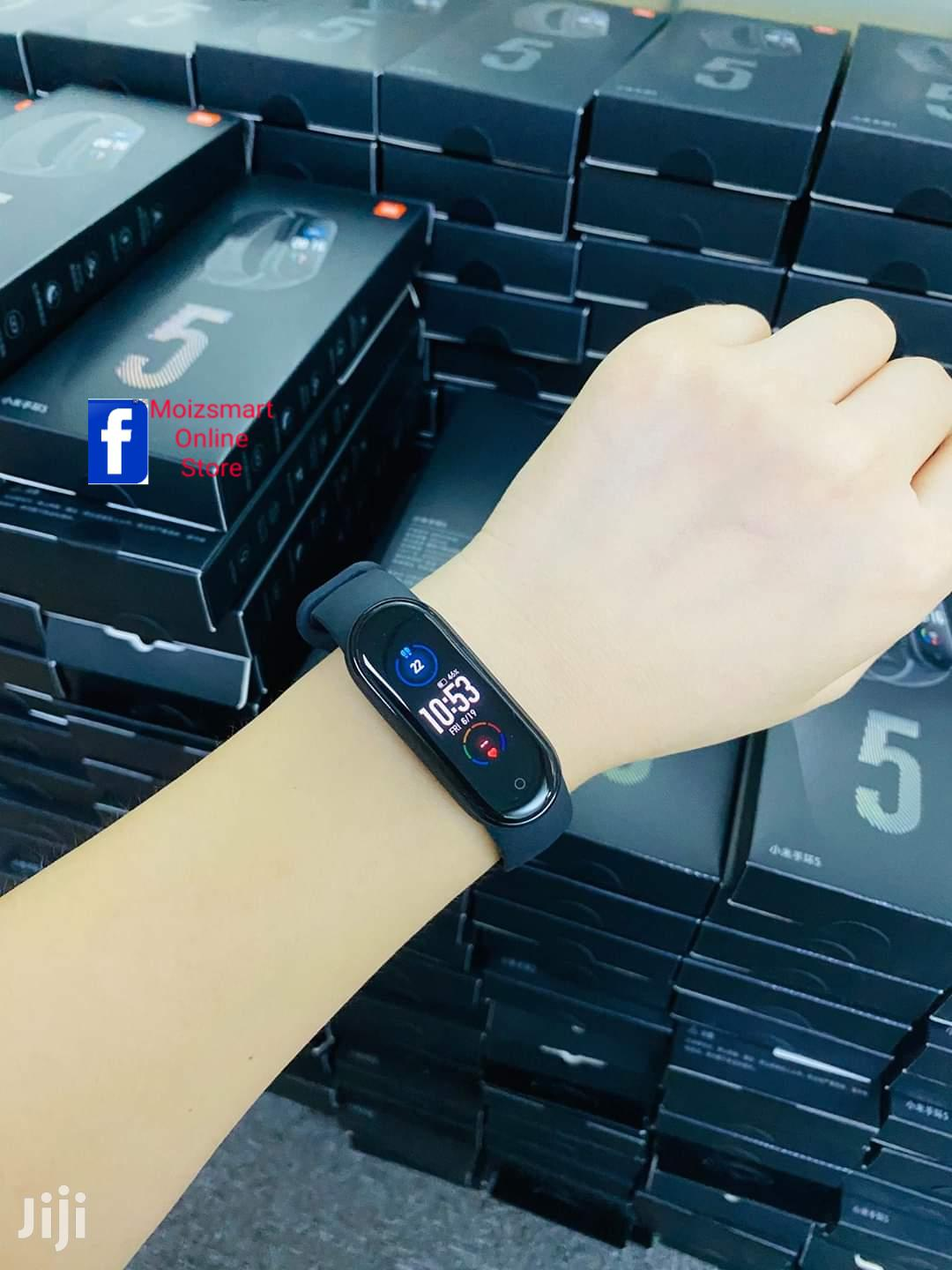 Xiaomi Mi Band 5 | Smart Watches & Trackers for sale in Tudor, Mombasa, Kenya