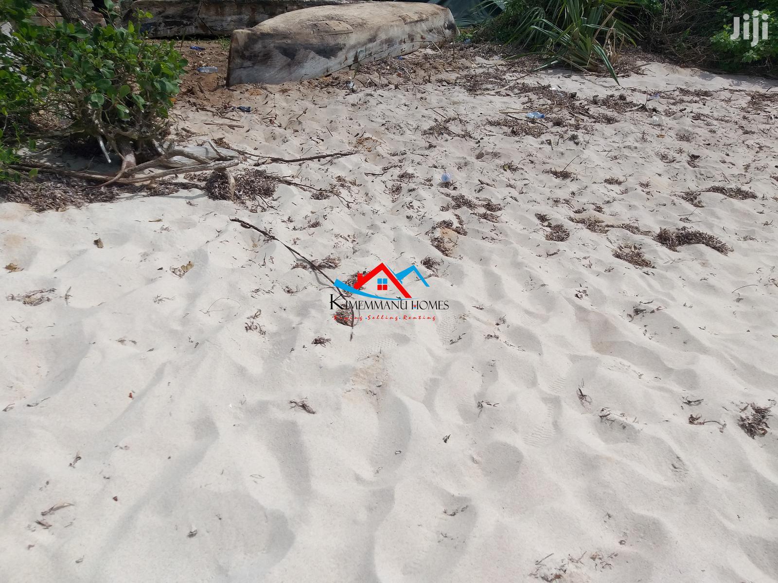 White Sandy Beach Plot for Sale   Land & Plots For Sale for sale in Nyali, Mombasa, Kenya