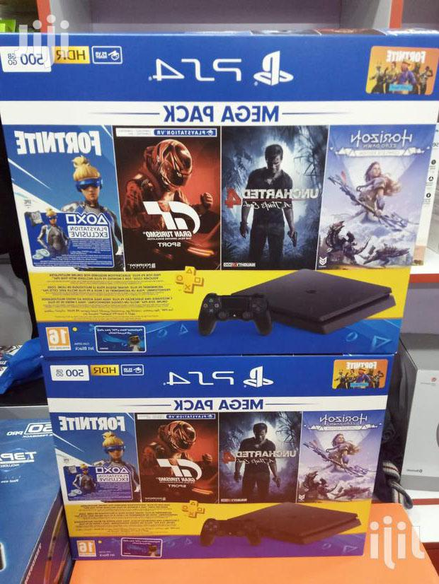 Archive: Sony PS4 Playstation 4 Console 500GB