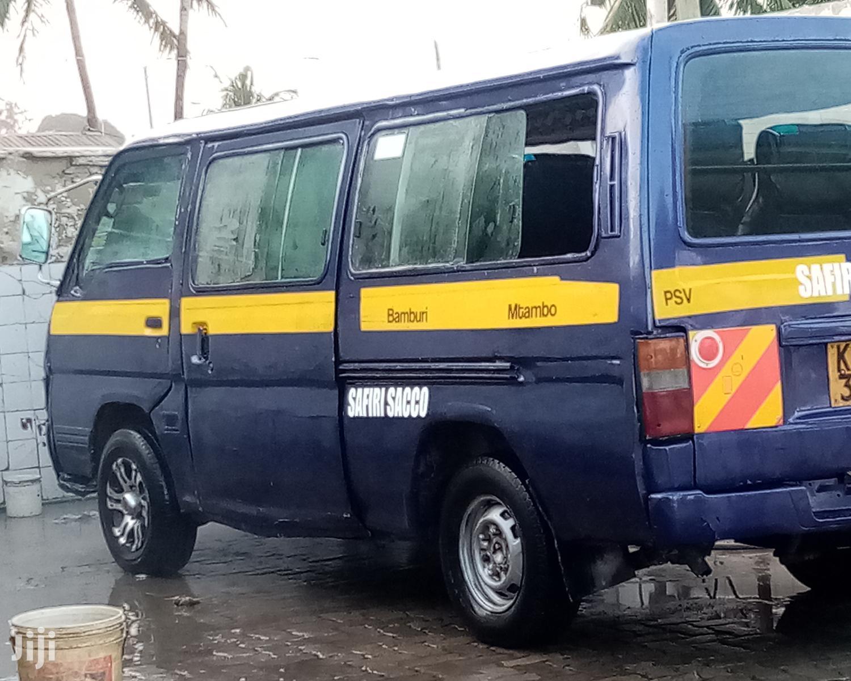 Nissan Caravan Matatu for Sale   Buses & Microbuses for sale in Mvita, Mombasa, Kenya