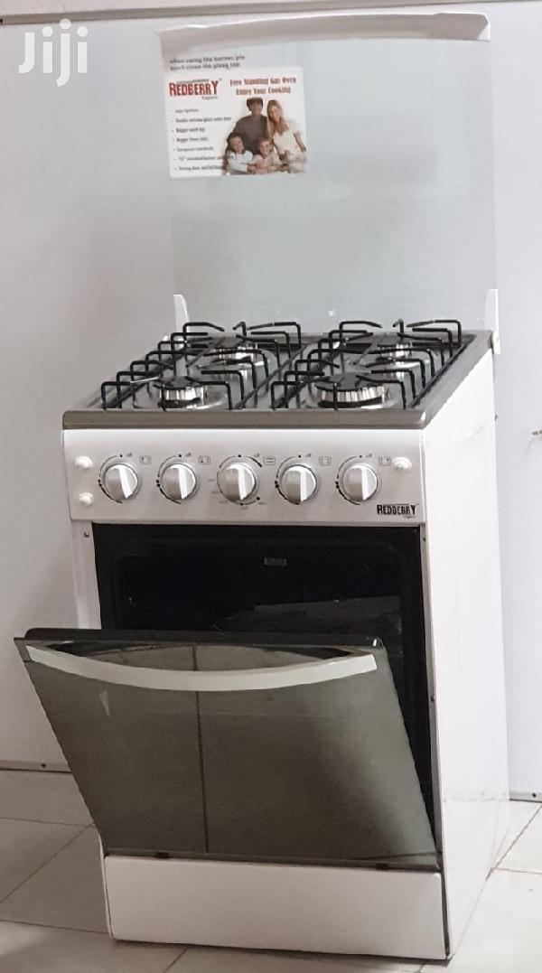 Redberry 4 Burner Electric Cooker