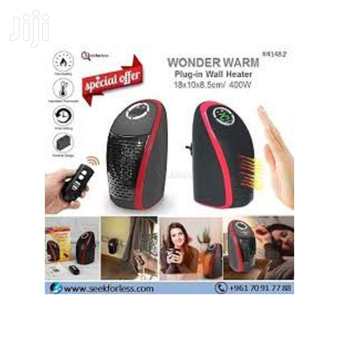 Mini Room Heater Wonder Warm | Home Appliances for sale in Nairobi Central, Nairobi, Kenya