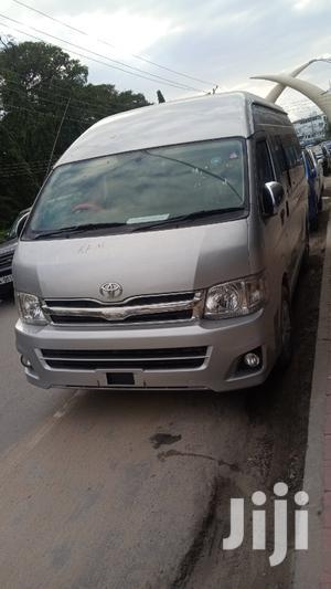 Toyota Hiace 9L Manual Diesel 2013 Model | Buses & Microbuses for sale in Mombasa, Mvita