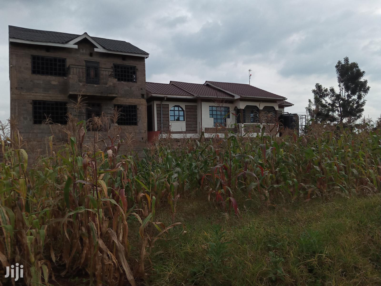 Residential Plot for Sale in River Estate Kenyatta Road.
