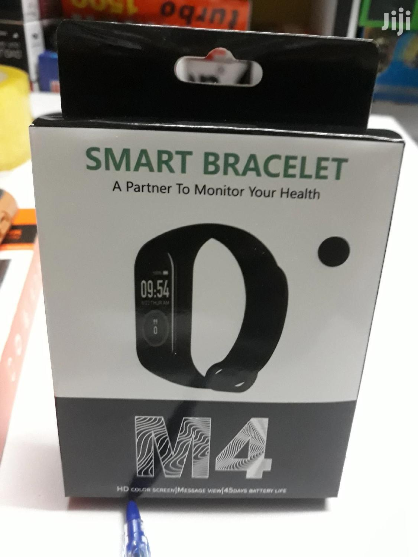 M4 Health Bracelet | Smart Watches & Trackers for sale in Nairobi Central, Nairobi, Kenya