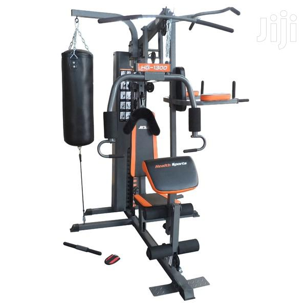 Gym Multistation Multifunction Home Gyms Multi Gyms