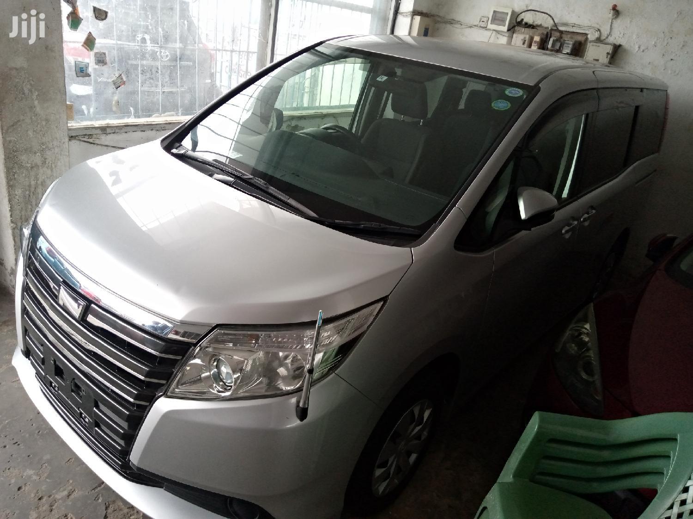 Toyota Noah 2014 Silver   Cars for sale in Mvita, Mombasa, Kenya